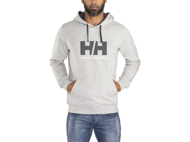 Helly Hansen HH Logo Midlayer Herrer, grå
